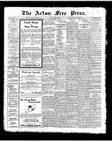 Acton Free Press (Acton, ON), November 27, 1924