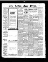 Acton Free Press (Acton, ON)25 Dec 1924