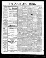 Acton Free Press (Acton, ON)12 Feb 1920