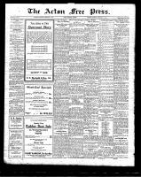 Acton Free Press (Acton, ON)19 Feb 1925