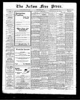 Acton Free Press (Acton, ON), March 12, 1925