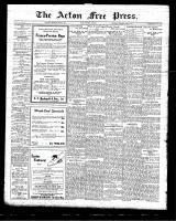 Acton Free Press (Acton, ON), April 2, 1925