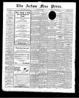 Acton Free Press (Acton, ON), April 9, 1925