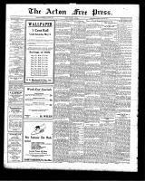 Acton Free Press (Acton, ON)30 Apr 1925