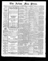 Acton Free Press (Acton, ON), May 7, 1925