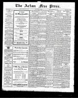Acton Free Press (Acton, ON)21 May 1925