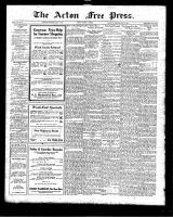 Acton Free Press (Acton, ON)11 Jun 1925