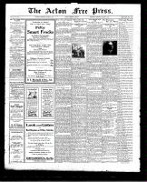 Acton Free Press (Acton, ON)6 Aug 1925