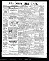Acton Free Press (Acton, ON)13 Aug 1925
