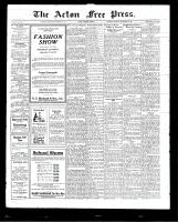 Acton Free Press (Acton, ON)10 Sep 1925