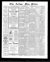 Acton Free Press (Acton, ON)1 Oct 1925
