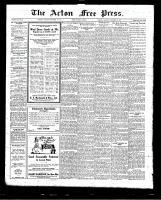 Acton Free Press (Acton, ON)19 Nov 1925