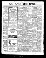 Acton Free Press (Acton, ON)3 Dec 1925
