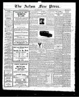 Acton Free Press (Acton, ON), April 22, 1926