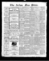 Acton Free Press (Acton, ON), December 16, 1926