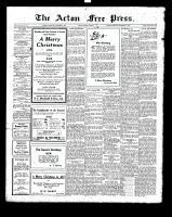 Acton Free Press (Acton, ON), December 23, 1926
