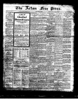 Acton Free Press (Acton, ON), February 24, 1927