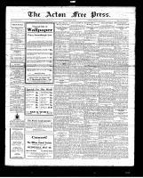Acton Free Press (Acton, ON), April 28, 1927