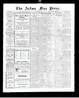 Acton Free Press (Acton, ON), September 22, 1927