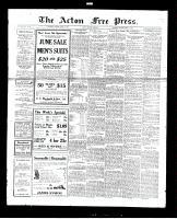 Acton Free Press (Acton, ON), June 13, 1929