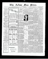 Acton Free Press (Acton, ON), October 31, 1929