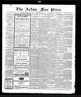 Acton Free Press (Acton, ON), February 13, 1930