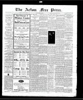 Acton Free Press (Acton, ON), March 13, 1930