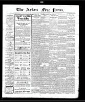 Acton Free Press (Acton, ON), April 10, 1930