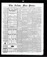 Acton Free Press (Acton, ON), April 17, 1930