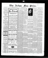 Acton Free Press (Acton, ON), May 15, 1930