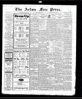 Acton Free Press (Acton, ON), May 22, 1930