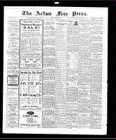 Acton Free Press (Acton, ON), May 29, 1930