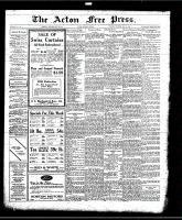 Acton Free Press (Acton, ON), July 10, 1930