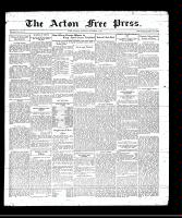Acton Free Press (Acton, ON), September 4, 1930