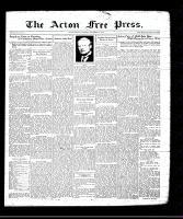 Acton Free Press (Acton, ON), September 18, 1930