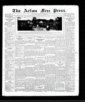 Acton Free Press (Acton, ON), September 25, 1930