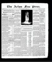 Acton Free Press (Acton, ON), November 13, 1930