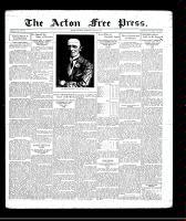 Acton Free Press (Acton, ON), May 28, 1931