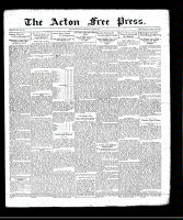 Acton Free Press (Acton, ON), June 25, 1931