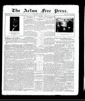 Acton Free Press (Acton, ON), July 9, 1931