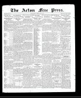 Acton Free Press (Acton, ON), July 16, 1931