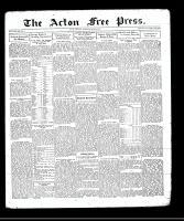 Acton Free Press (Acton, ON), July 23, 1931