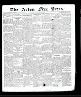 Acton Free Press (Acton, ON), September 10, 1931