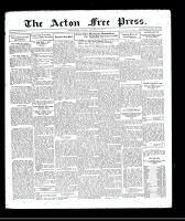 Acton Free Press (Acton, ON), September 17, 1931