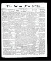 Acton Free Press (Acton, ON), September 24, 1931