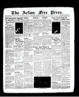 Acton Free Press (Acton, ON), April 28, 1938