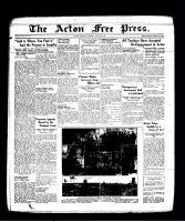Acton Free Press (Acton, ON), June 9, 1938