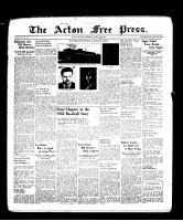 Acton Free Press (Acton, ON), August 25, 1938
