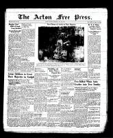 Acton Free Press (Acton, ON), May 18, 1939