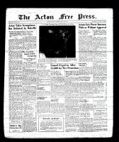 Acton Free Press (Acton, ON), June 15, 1939